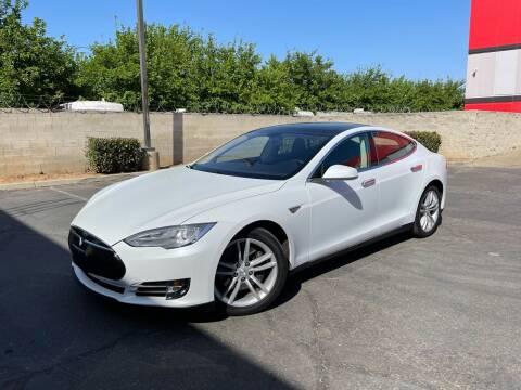 2014 Tesla Model S for sale at Used Cars Fresno Inc in Fresno CA