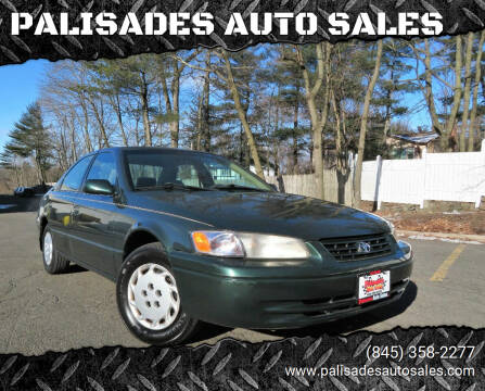 1999 Toyota Camry for sale at PALISADES AUTO SALES in Nyack NY