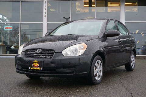 2009 Hyundai Accent for sale at West Coast Auto Works in Edmonds WA