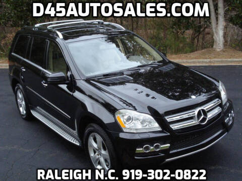 2011 Mercedes-Benz GL-Class for sale at D45 Auto Brokers in Raleigh NC