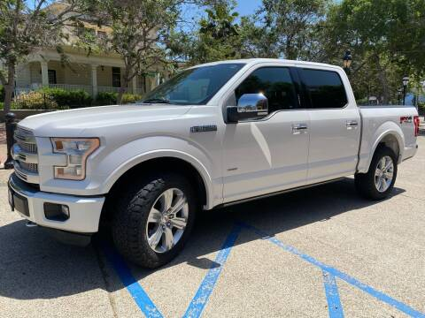 2015 Ford F-150 for sale at CALIFORNIA AUTO GROUP in San Diego CA