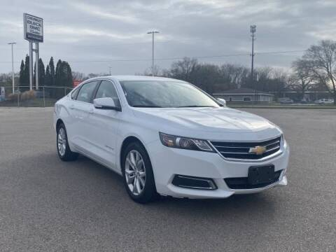 2017 Chevrolet Impala for sale at Betten Baker Preowned Center in Twin Lake MI
