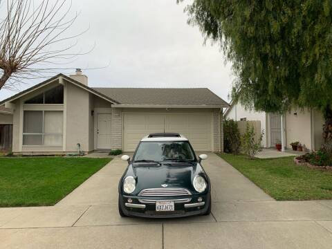 2002 MINI Cooper for sale at Blue Eagle Motors in Fremont CA
