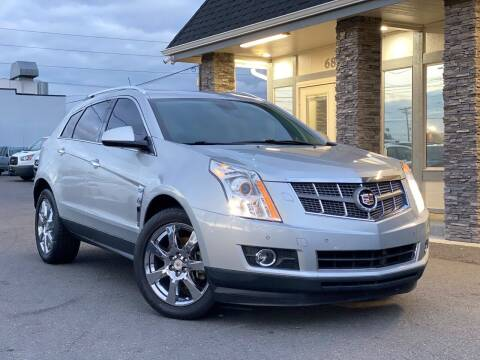 2011 Cadillac SRX for sale at Lux Motors in Tacoma WA