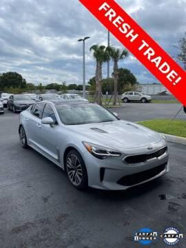 2018 Kia Stinger for sale at PHIL SMITH AUTOMOTIVE GROUP - Toyota Kia of Vero Beach in Vero Beach FL