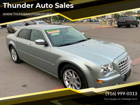 2005 Chrysler 300 for sale at Thunder Auto Sales in Sacramento CA