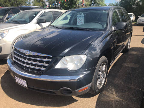 2007 Chrysler Pacifica for sale at BARNES AUTO SALES in Mandan ND