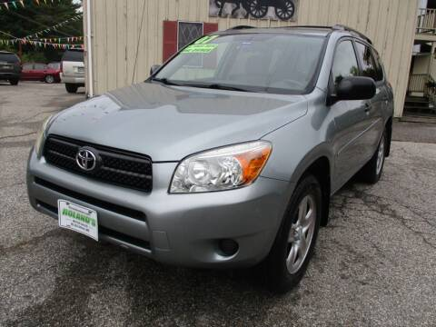 2007 Toyota RAV4 for sale at Roland's Motor Sales in Alfred ME
