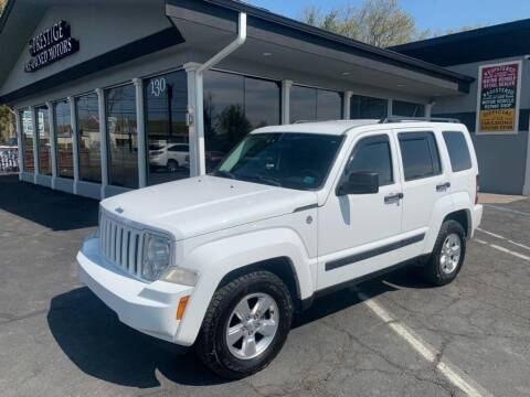 2012 Jeep Liberty for sale at Prestige Pre - Owned Motors in New Windsor NY