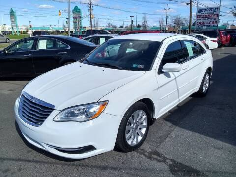 2013 Chrysler 200 for sale at Wilson Investments LLC in Ewing NJ