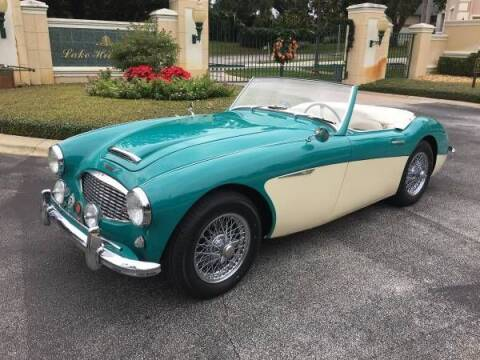 1960 Austin-Healey 3000 MKI for sale at Classic Car Deals in Cadillac MI