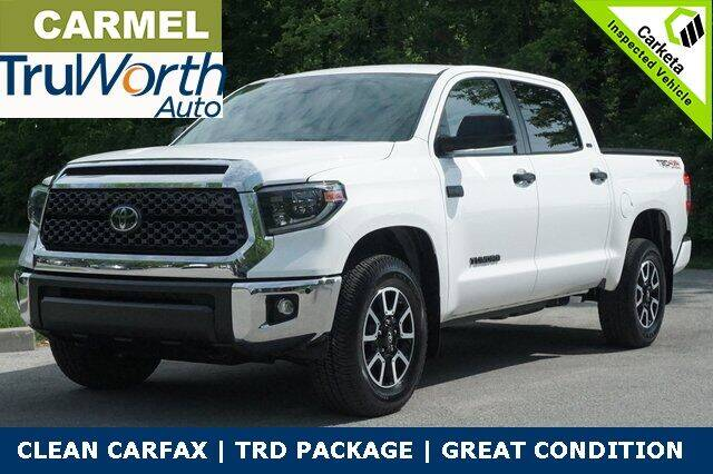 2019 Toyota Tundra for sale in Indianapolis, IN