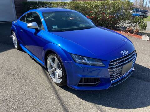 2016 Audi TTS for sale at International Motor Group LLC in Hasbrouck Heights NJ