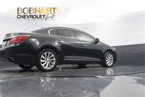 2014 Buick LaCrosse for sale at BOB HART CHEVROLET in Vinita OK