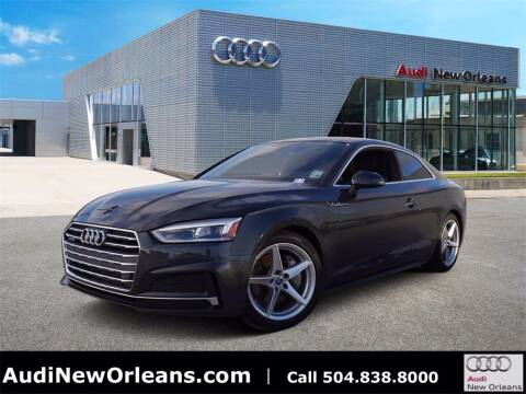 2019 Audi A5 for sale at Metairie Preowned Superstore in Metairie LA