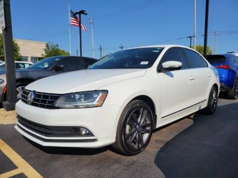 2018 Volkswagen Jetta for sale at Rizza Buick GMC Cadillac in Tinley Park IL