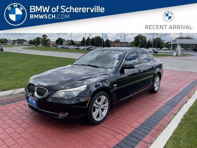 2010 BMW 5 Series for sale at BMW of Schererville in Shererville IN