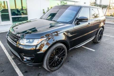 2016 Land Rover Range Rover Sport for sale at REVEURO in Las Vegas NV