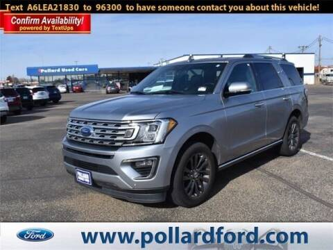 2020 Ford Expedition for sale at South Plains Autoplex by RANDY BUCHANAN in Lubbock TX