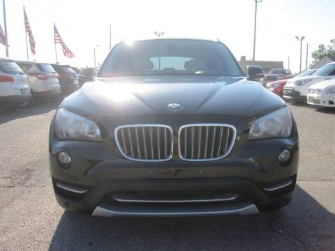2014 BMW X1 for sale at T & D Motor Company in Bethany OK