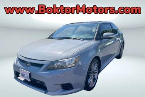 2012 Scion tC for sale at Boktor Motors in North Hollywood CA