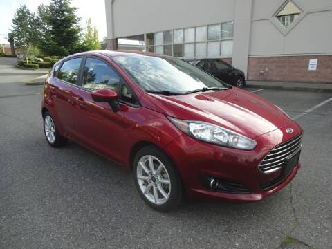 2017 Ford Fiesta for sale at Prudent Autodeals Inc. in Seattle WA