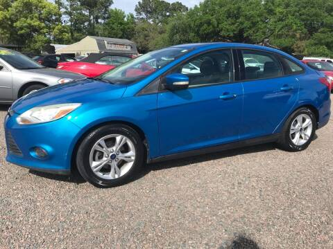 2014 Ford Focus for sale at #1 Auto Liquidators in Yulee FL