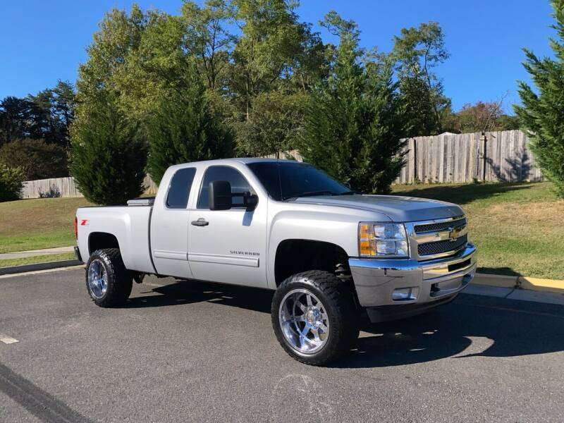 2012 Chevrolet Silverado 1500 for sale at Superior Wholesalers Inc. in Fredericksburg VA