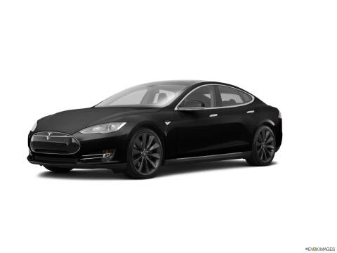 2014 Tesla Model S for sale at SULLIVAN MOTOR COMPANY INC. in Mesa AZ