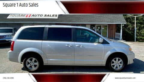 2010 Dodge Grand Caravan for sale at Square 1 Auto Sales - Commerce in Commerce GA