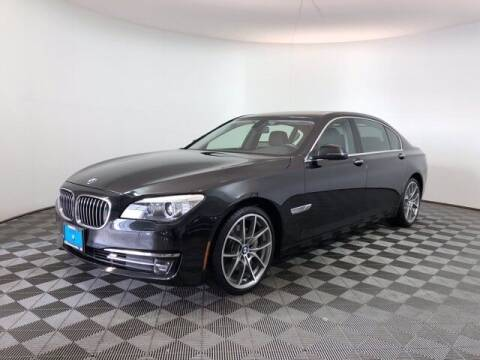 2015 BMW 7 Series for sale at BMW of Schererville in Shererville IN