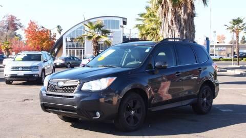 2014 Subaru Forester for sale at Okaidi Auto Sales in Sacramento CA