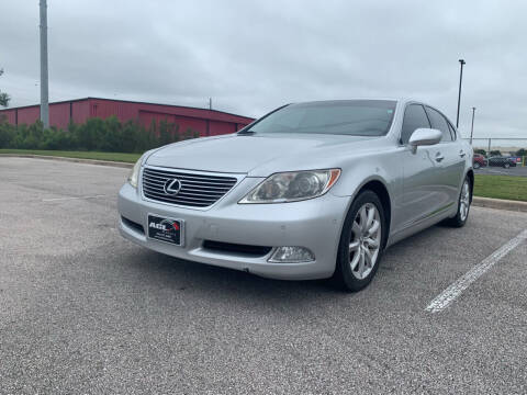 2008 Lexus LS 460 for sale at ACL MOTORS in Austin TX