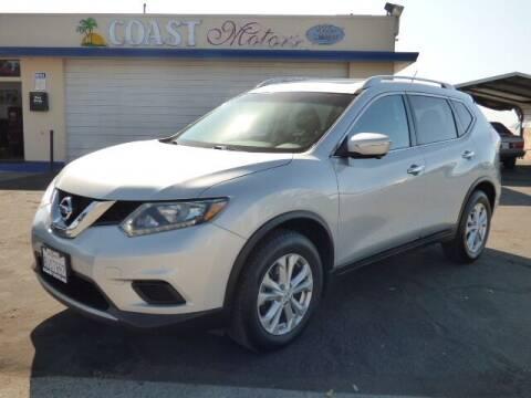 2015 Nissan Rogue for sale at Coast Motors in Arroyo Grande CA