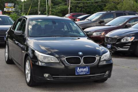 2009 BMW 5 Series for sale at Amati Auto Group in Hooksett NH