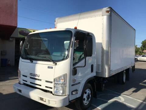 2013 Isuzu NPR-HD for sale at Sanmiguel Motors in South Gate CA