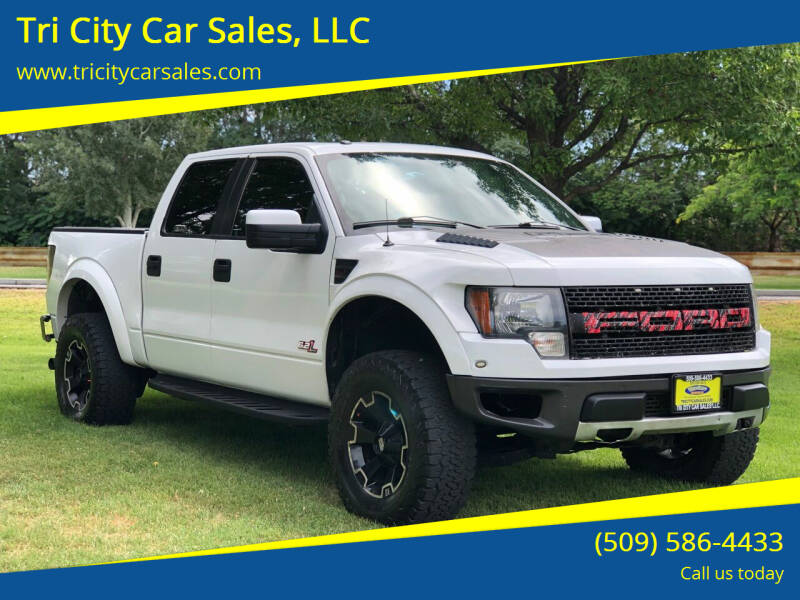 2011 Ford F-150 for sale at Tri City Car Sales, LLC in Kennewick WA