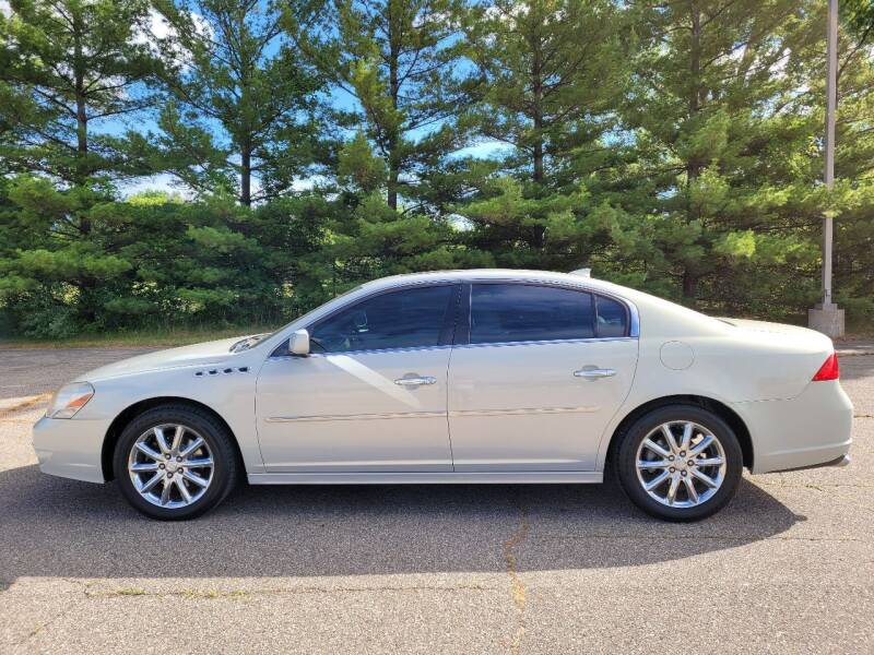 2010 Buick Lucerne for sale at Finish Line Auto Sales Inc. in Lapeer MI