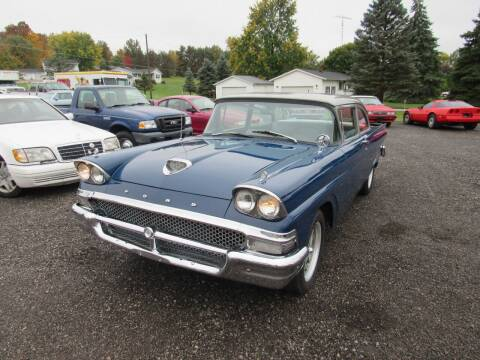 1958 Ford Fairlane for sale at Whitmore Motors in Ashland OH