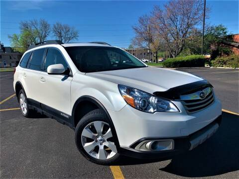 2012 Subaru Outback for sale at CarDen in Denver CO