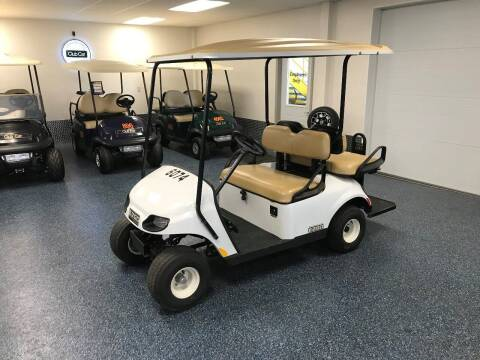 2018 E-Z-GO 2+2 Shuttle for sale at Jim's Golf Cars & Utility Vehicles - DePere Lot in Depere WI
