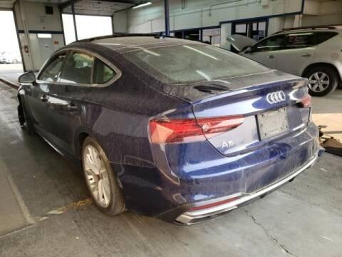 2020 Audi A5 Sportback for sale at AE Of Miami in Miami FL