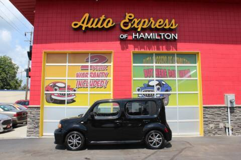 2009 Nissan cube for sale at AUTO EXPRESS OF HAMILTON LLC in Hamilton OH