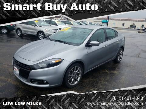 2015 Dodge Dart for sale at Smart Buy Auto in Bradley IL
