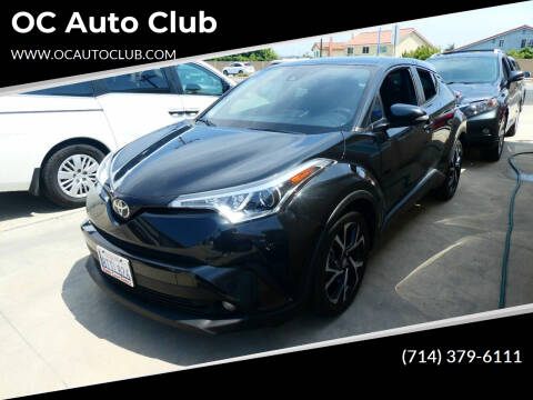2018 Toyota C-HR for sale at OC Auto Club in Midway City CA