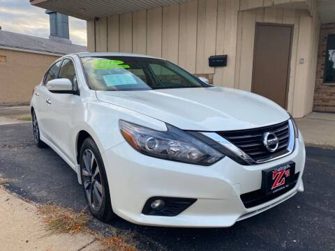 2016 Nissan Altima for sale at Zs Auto Sales in Kenosha WI