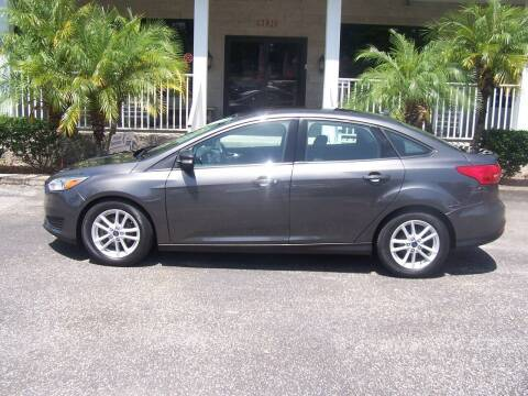 2016 Ford Focus for sale at Thomas Auto Mart Inc in Dade City FL