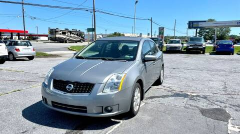 2008 Nissan Sentra for sale at AZ AUTO in Carlisle PA