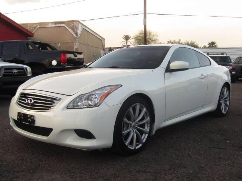 2008 Infiniti G37 for sale at Van Buren Motors in Phoenix AZ