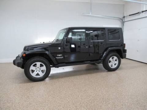 2007 Jeep Wrangler Unlimited for sale at HTS Auto Sales in Hudsonville MI